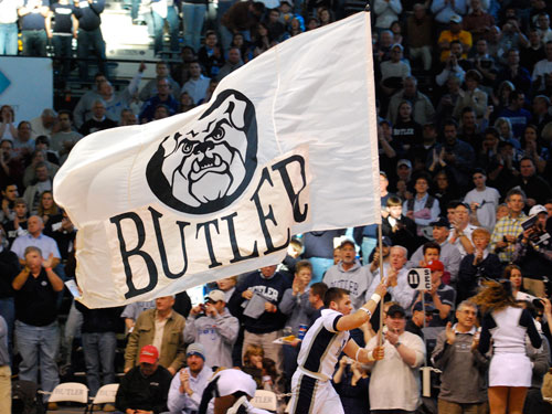 Butler flag