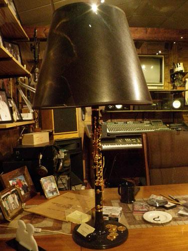Oboe lamp