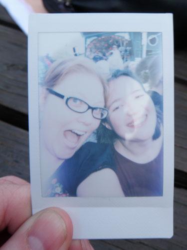 Pretty Polaroid