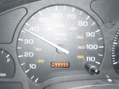 Odometer: 99,999
