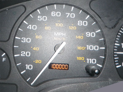 Odometer: 100,000