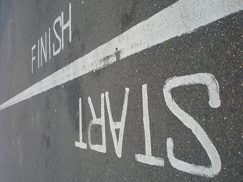 Finish/Start