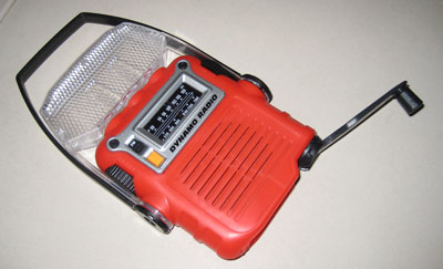 Radio that will help me survive the apocalypse