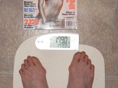 Weight - 179