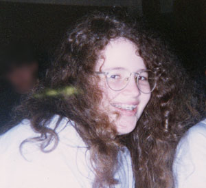 If the fat didn't make me unpopular, the frizz, braces and glasses surely did.