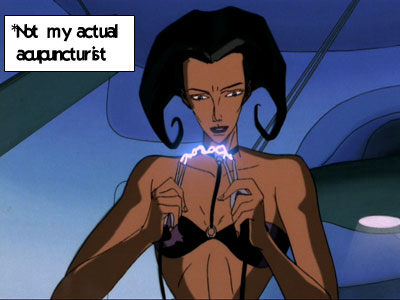 The electrifying Aeon Flux