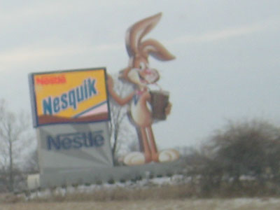 Nestle in Indiana