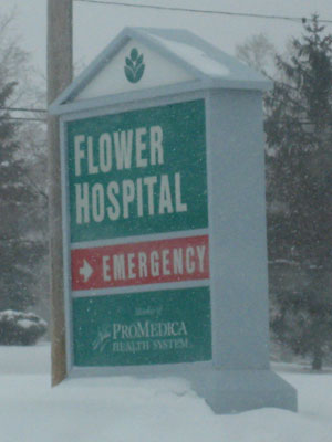 Flower hospital