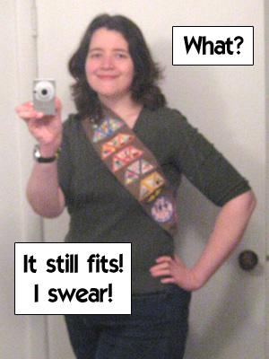 What? It still fits! I swear!
