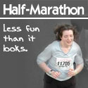 Half-Marathon: Less fun than it looks