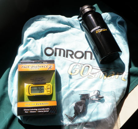 Omron prize pack