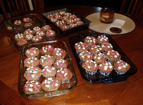 Cupcakes (not real Vicodin)