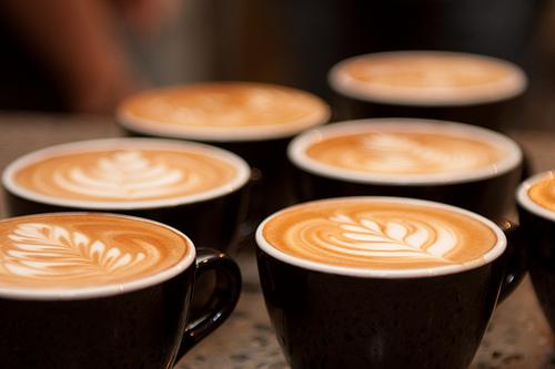 Mmmm, coffee.
