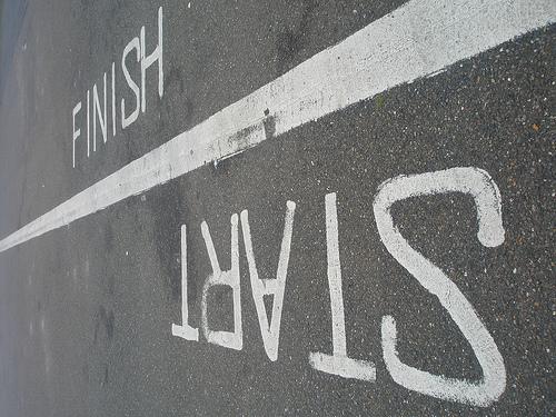 Finish/Start