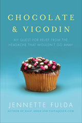 """Chocolate & Vicodin"" book cover"