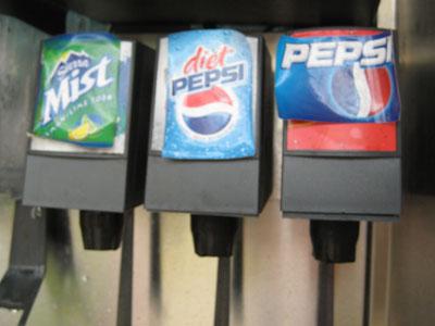 Pepsi or Coke?