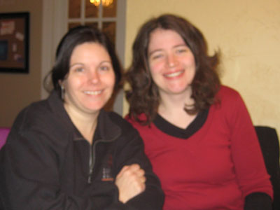 Jen and Jennette