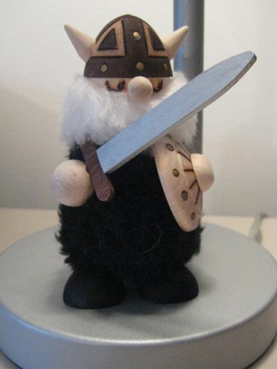 Lil' viking